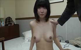 Amateur Japanese first time girl sex on webcam - 1