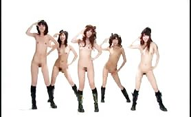AKB48 nude style video
